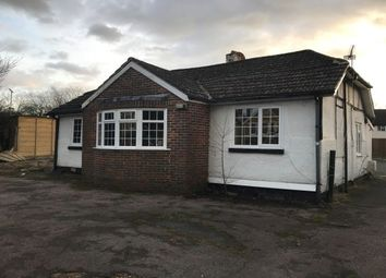 Thumbnail 3 bed bungalow to rent in Honeycrock Lane, Salfords, Redhill