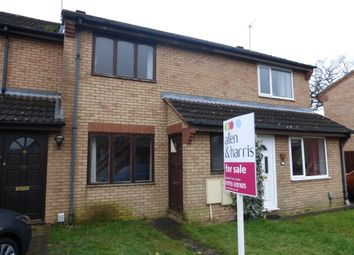 Thumbnail 2 bed terraced house for sale in Lumley Close, Grange Park, Swindon