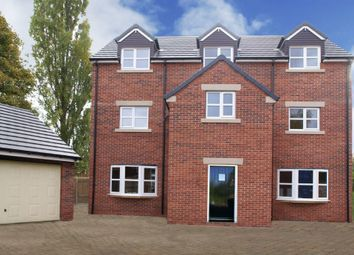 Thumbnail 5 bed property for sale in St Crispin Court, Plot 2, Ashgate Road, Ashgate, Chesterfield, Derbyshire