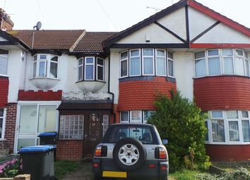 Thumbnail 3 bed terraced house for sale in Beckenham Gardens, Edmonton