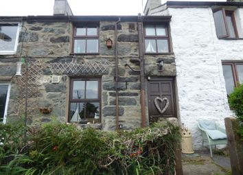 Thumbnail 1 bed terraced house for sale in Bakehouse Street, Bangor, Gwynedd