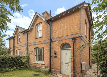 Thumbnail 3 bedroom semi-detached house for sale in Durweston, Blandford Forum, Dorset