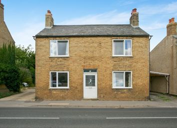 Thumbnail 3 bed detached house for sale in High Street, Wilburton, Ely