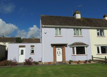 Thumbnail 3 bed semi-detached house for sale in Crossways, South Chard, Chard