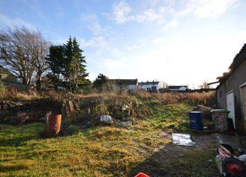 Land for sale in Marsh Terrace, Ellenborough, Maryport, Cumbria CA15