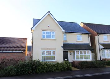 Thumbnail 4 bed detached house for sale in Cranesbill Road, Melksham