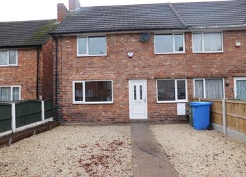 Thumbnail 3 bed end terrace house for sale in Second Avenue, Rainworth, Mansfield
