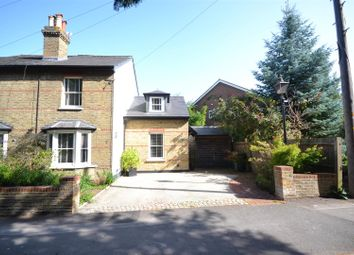3 bed semi-detached house for sale in Church Road, Epsom KT17