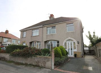 Thumbnail 3 bed semi-detached house for sale in Penrhyn Road, Lancaster