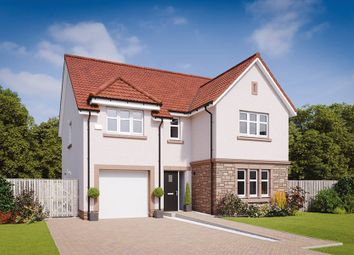 "Thumbnail 4 bedroom detached house for sale in ""The Colville"" at Evie Wynd, Newton Mearns, Glasgow"
