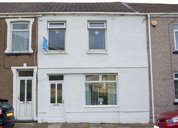 Thumbnail 3 bedroom terraced house for sale in Coegnant Road, Maesteg, Mid Glamorgan