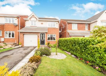 Thumbnail 3 bed detached house for sale in Redshank Close, Hartlepool