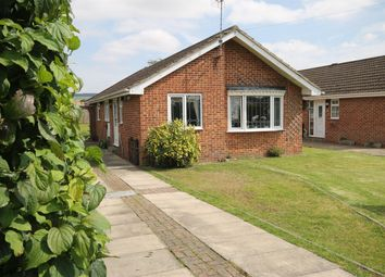 Thumbnail 4 bed detached bungalow for sale in Wold Road, Pocklington, York
