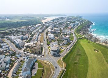 Thumbnail Land for sale in Pentire Avenue, Newquay, Cornwall