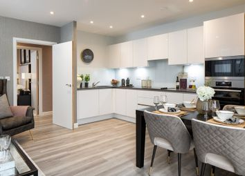 2 bed flat for sale in Balitimore Wharf Harbour Exchange Square, London E14