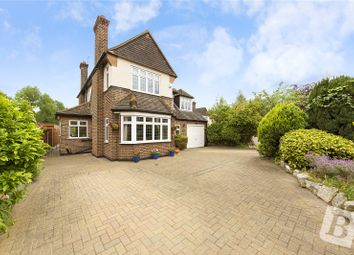 Thumbnail 4 bed detached house for sale in Links Avenue, Gidea Park