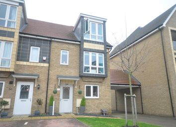 Thumbnail 4 bedroom end terrace house to rent in Stone House Lane, Dartford