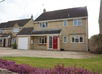 Thumbnail 4 bed detached house for sale in Somerford Keynes, Cirencester