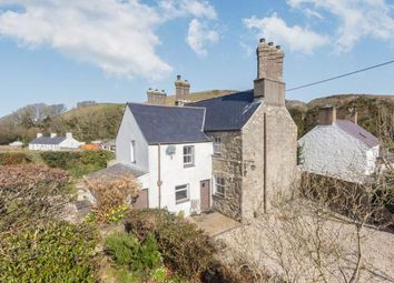 Thumbnail 4 bed detached house for sale in Llangian, Nr Abersoch, Gwynedd