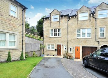 Thumbnail 3 bed town house for sale in Dean Way, Bollington, Macclesfield, Cheshire