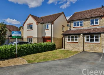 Thumbnail 3 bed semi-detached house for sale in Minster Close, Bishops Cleeve, Cheltenham