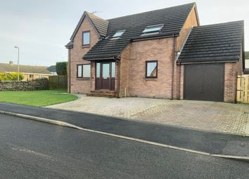 Thumbnail 4 bed detached house for sale in Low Row, Carlisle