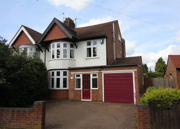 Thumbnail 4 bedroom semi-detached house for sale in Dogsthorpe Road, Peterborough