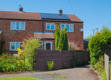 Thumbnail 3 bed semi-detached house for sale in Chapel Field, Llangrove, Ross-On-Wye