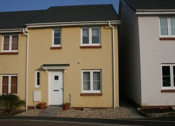 Thumbnail 3 bed end terrace house for sale in Raleigh Gardens, Bodmin