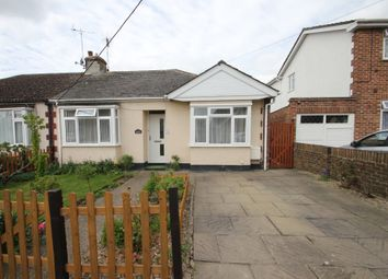 Thumbnail 2 bed semi-detached bungalow for sale in Eastbury Avenue, Ashingdon, Rochford