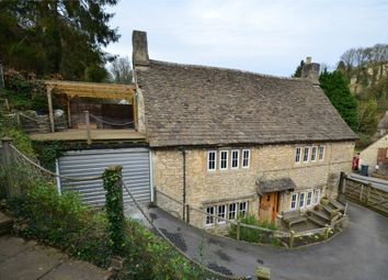 Thumbnail 3 bed end terrace house for sale in Millbottom, Old Bristol Road, Nailsworth