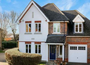 Thumbnail 4 bedroom detached house for sale in Ray Meadow, Maidenhead