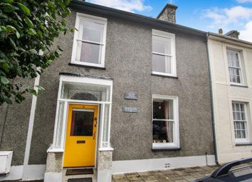 Thumbnail 4 bed terraced house for sale in Church Street, Tremadog, Porthmadog, Gwynedd