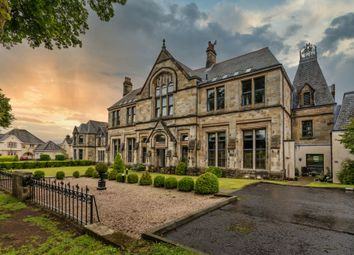Thumbnail 2 bed flat for sale in 5 School House, Quarriers Village