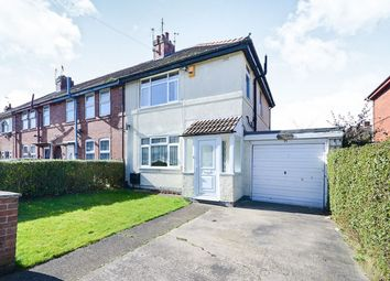 Thumbnail 3 bedroom property for sale in Rowntree Avenue, York