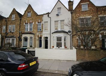 Thumbnail 3 bed flat to rent in Gladesmore Road, London