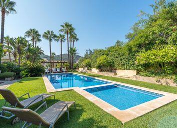 Thumbnail 4 bed property for sale in Puerto De Andratx, Balearic Islands, Spain