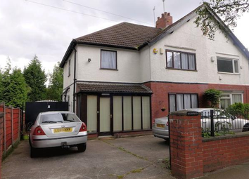 Thumbnail 3 bed semi-detached house to rent in Middleton Road, Manchester