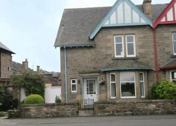 Thumbnail 3 bed semi-detached house for sale in Dean Crescent, Stirling, Stirlingshire