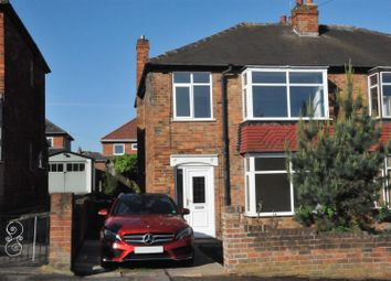Thumbnail 3 bed semi-detached house for sale in Boundary Avenue, Wheatley Hills, Doncaster