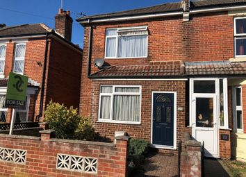 Thumbnail 3 bed end terrace house for sale in Manor Road North, Southampton