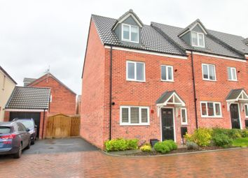 Thumbnail 4 bed town house for sale in Pella Grove, Annesley, Nottingham