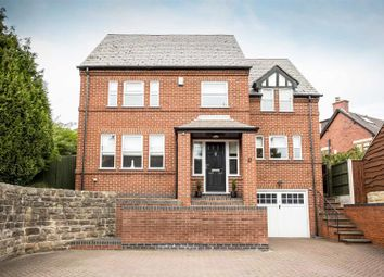 Thumbnail 5 bed detached house for sale in High View, King Street, Duffield Village