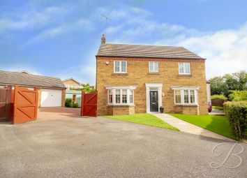 Thumbnail 4 bed detached house for sale in Windermere Close, Mansfield Woodhouse, Mansfield