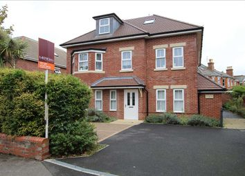 Thumbnail 2 bedroom flat to rent in Ascham Road, Bournemouth