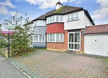 Thumbnail 3 bed semi-detached house for sale in Westmead Road, Sutton, Surrey