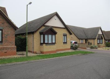 Thumbnail 3 bed bungalow to rent in Corvus Close, Royston