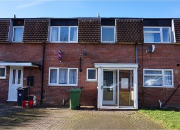 Thumbnail 3 bed terraced house for sale in Rawlinson Road, Leamington Spa