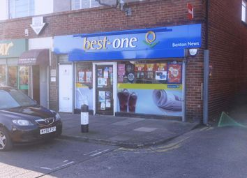 Thumbnail Retail premises for sale in Best One, 371 Benton Road, Benton