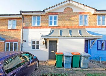 Thumbnail 2 bed terraced house for sale in Pheasant Close, London